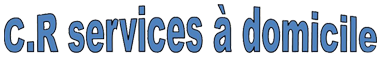 C r services domicile for Jardinage a domicile tarif